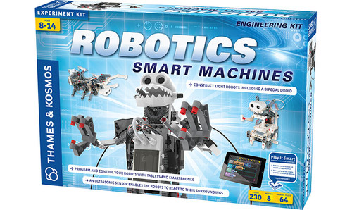 Robotics Smart Machines Engineering Experiment Kit