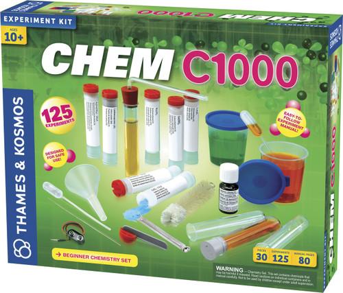 C1000 Chemistry Beginner Chemistry Set