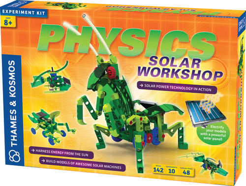 Physics Solar Workshop (V2.0)