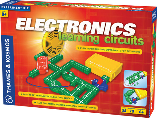 Electronics: Learning Circuits Experiment Kit