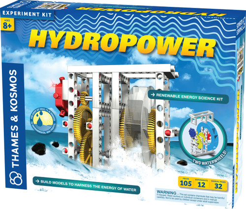 Hydropower Renewable Energy Experiment Kit