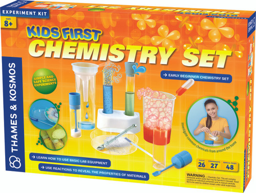 Kids First Chemistry Set Experiment Kit
