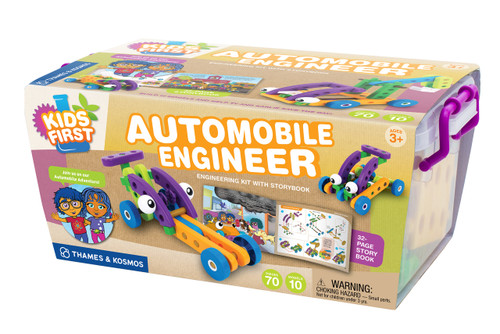 Kids First Automobile Engineer Experiment Kit