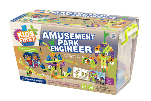 Kids First Amusement Park Engineer Experiment Kit