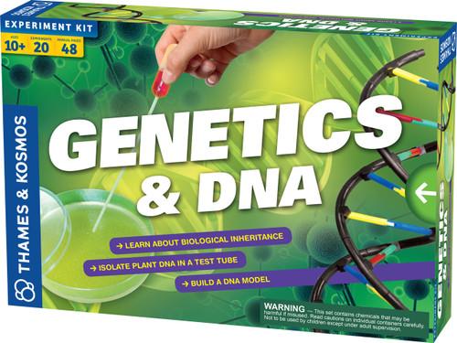 Genetics & DNA Experiment Kit