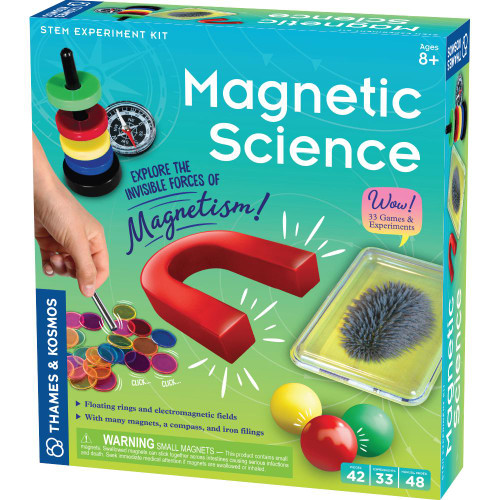 Magnetic Science Experiment Kit