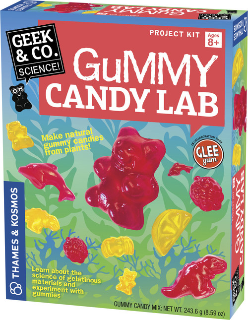 Gummy Candy Lab Science Project Kit