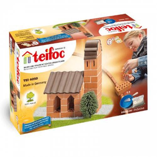 Church Teifoc Brick & Mortar  Building Kit