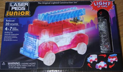 Rescue Fire Truck Laser Pegs Junior