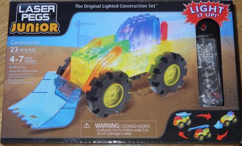 Construction Laser Pegs Junior