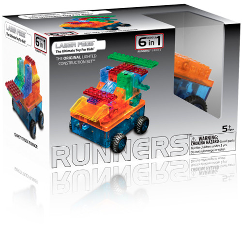 Cars Runner Laser Pegs