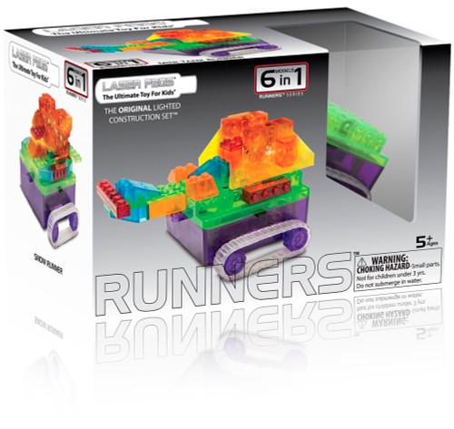 Tank Runner Laser Pegs