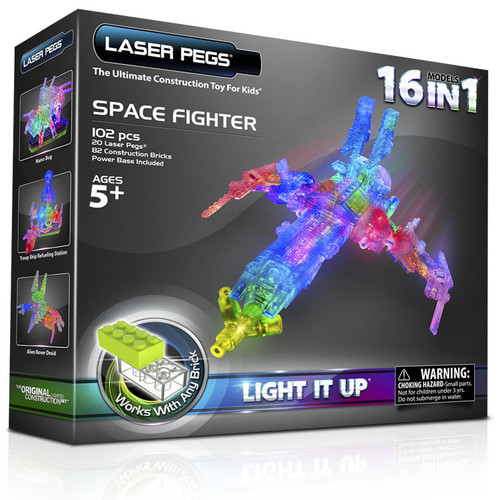 Space Fighter Laser Pegs1