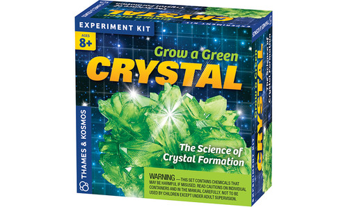 Grow A Green Crystal Experiment Kit