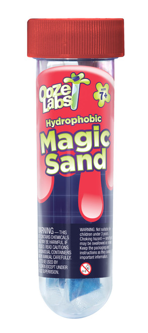 Hydrophobic Magic Sand OOZE Lab Experiment Kit
