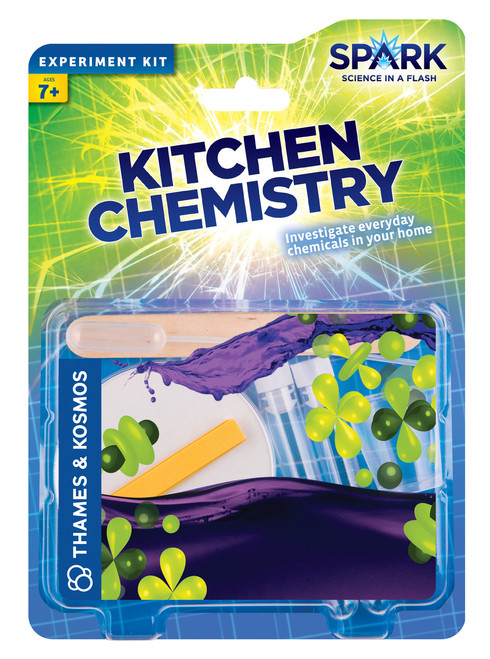 Kitchen Chemistry Spark Experiment Kit