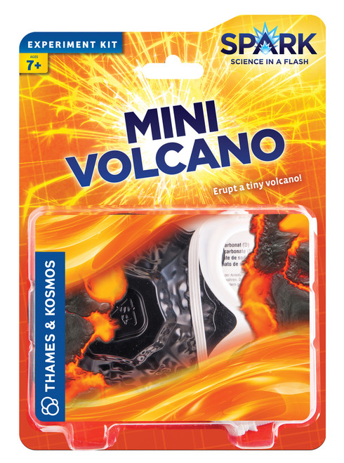 Mini Volcano Spark Experiment Kit