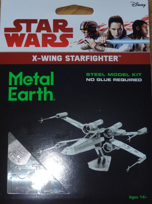 X-Wing Starfighter Star Wars Metal Earth