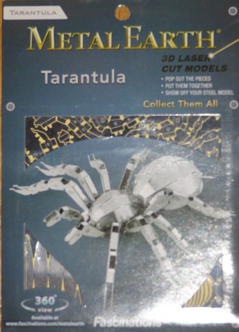 Tarantula Metal Earth