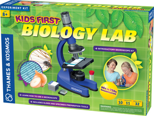 Kids First Biology Lab Set Experiment Kit