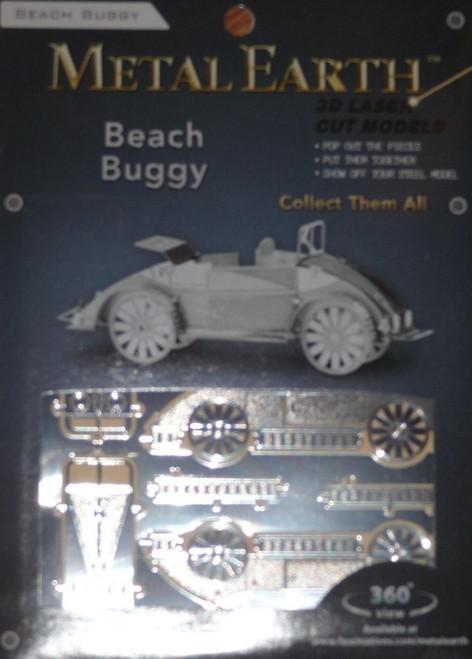 Beach Buggy Metal Earth