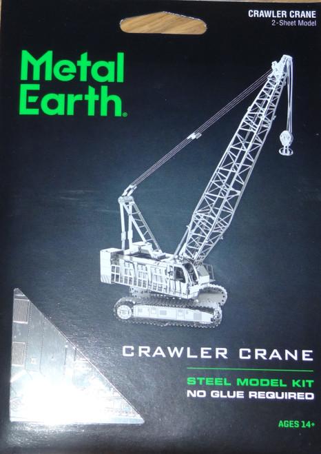 Crawler Crane Metal Earth