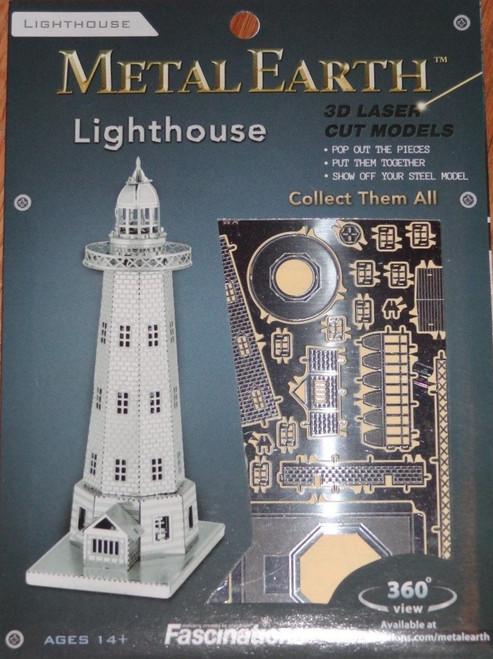 Lighthouse Metal Earth