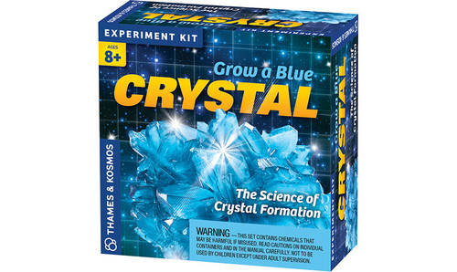 Grow A Blue Crystal Experiment Kit