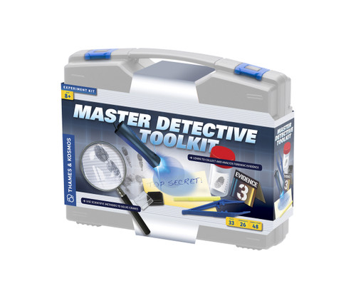 Master Detective Toolkit Science Project Kit