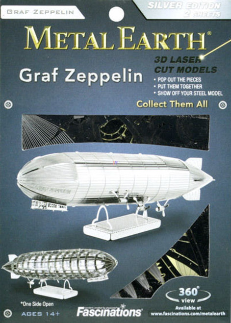Graff Zeppelin Metal Earth