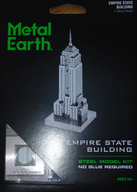 Empire State Building Metal Earth