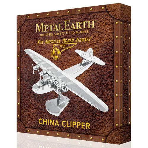 Pan American China Clipper Box Set Metal Earth
