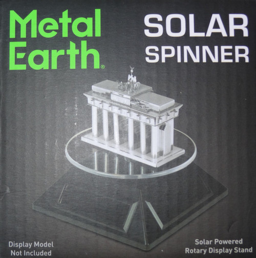 Solar Spinner Revolving Display Platform