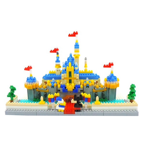 Amusement Park TICO Mini Building Bricks
