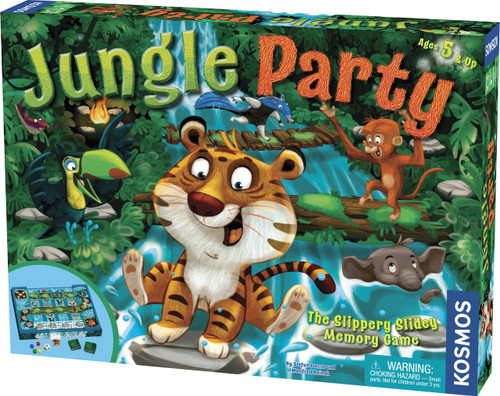Jungle Party Game