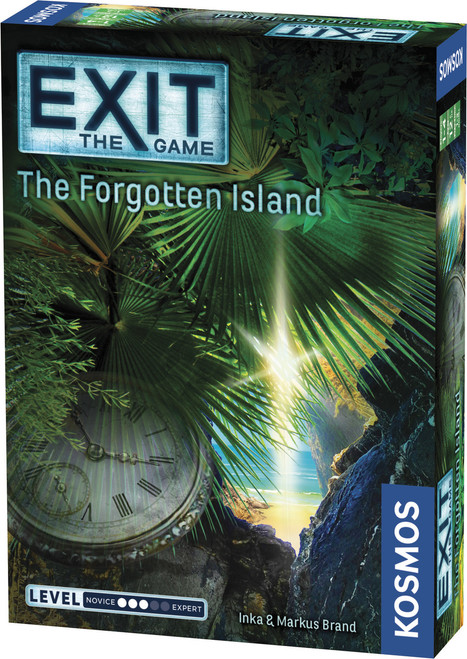 The Forgotten Island Exit the Game