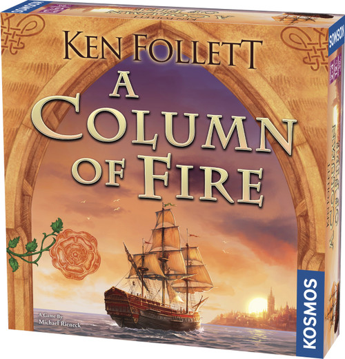 A Column of Fire Game