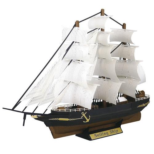 Sailing Ship Paper Nano