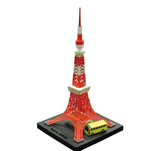 Tokyo Tower Paper Nano