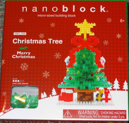 Christmas Tree Nanoblock