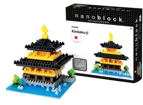 Kinkaku-Ji Nanoblock