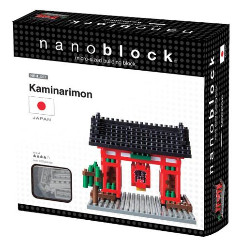 Kaminarimon Nanoblock