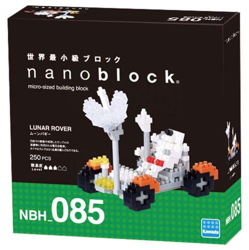 Lunar Rover Nanoblock