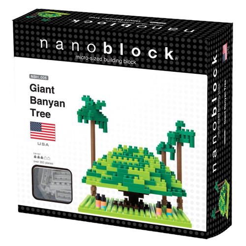 Giant Banyon Tree Nanoblock