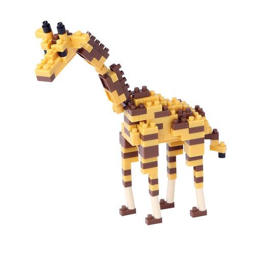 Giraffe Nanoblock