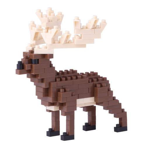 Irish Elk Nanoblock