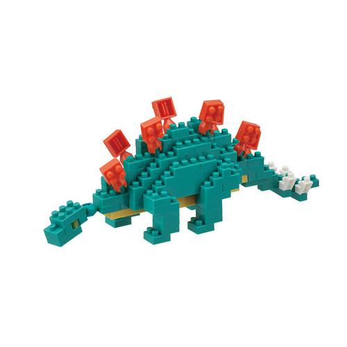 Stegosaurus Nanoblock
