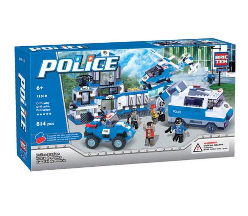 Police Station BricTek