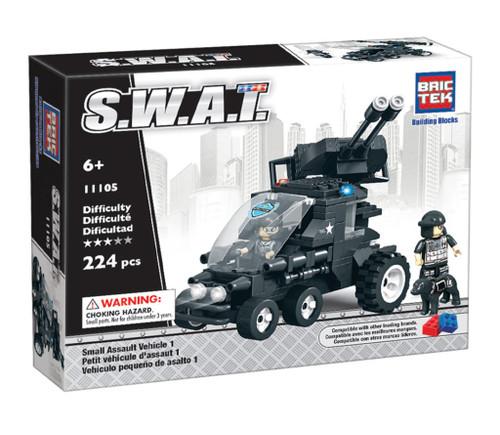 SWAT Assault Vehicle 1 BricTek