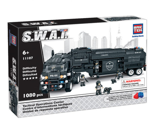 SWAT Tactical Operations Center BricTek